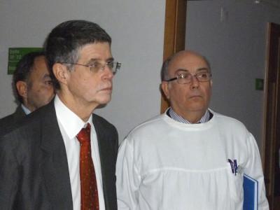 Visita do Dr. Miguel Coelho, Presidente da Junta de Freguesia de Santa Maria Maior