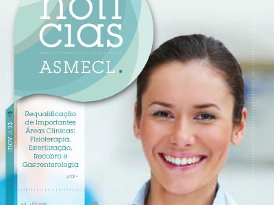Lançamento da Revista Notícias ASMECL 3