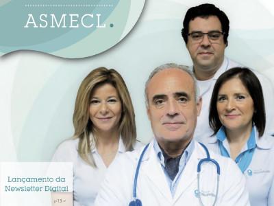 Lançamento da Revista Notícias ASMECL 6