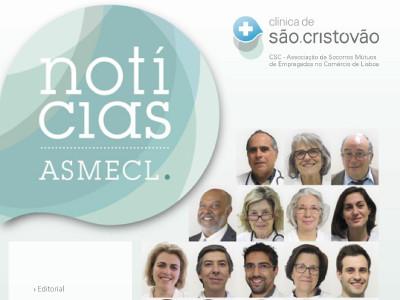 Lançamento da Revista Notícias ASMECL 7