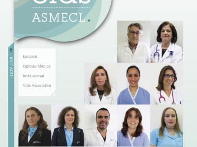 Lançamento da Revista Notícias ASMECL 9