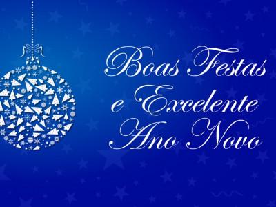 Encerramento de Serviços - Natal e Ano Novo